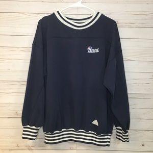 ANTIGUA NEW ENGLAND PATRIOT's Pullover Sweatshirt
